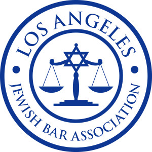 Los Angeles Jewish Bar Association Logo